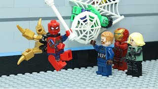 Lego Avengers: Spider Man - New Avenger, New Fashion, New Style