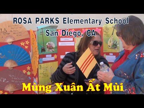 Rosa Parks Elementary School San Diego Ca Mừng Xu 226 N Ất