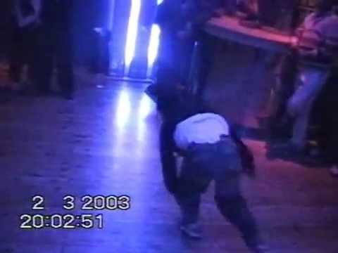 Camel Club, Athens, 2003 b-boy jam