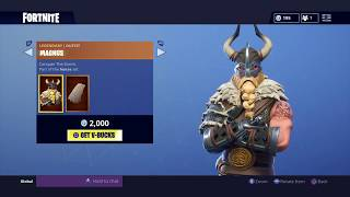 "Fortnite: How To Get ""MAGNUS"" Skin For FREE! 