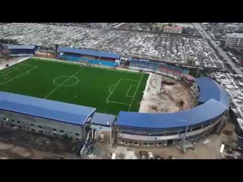 Watch The Current State Of Enyimba Stadium Aba