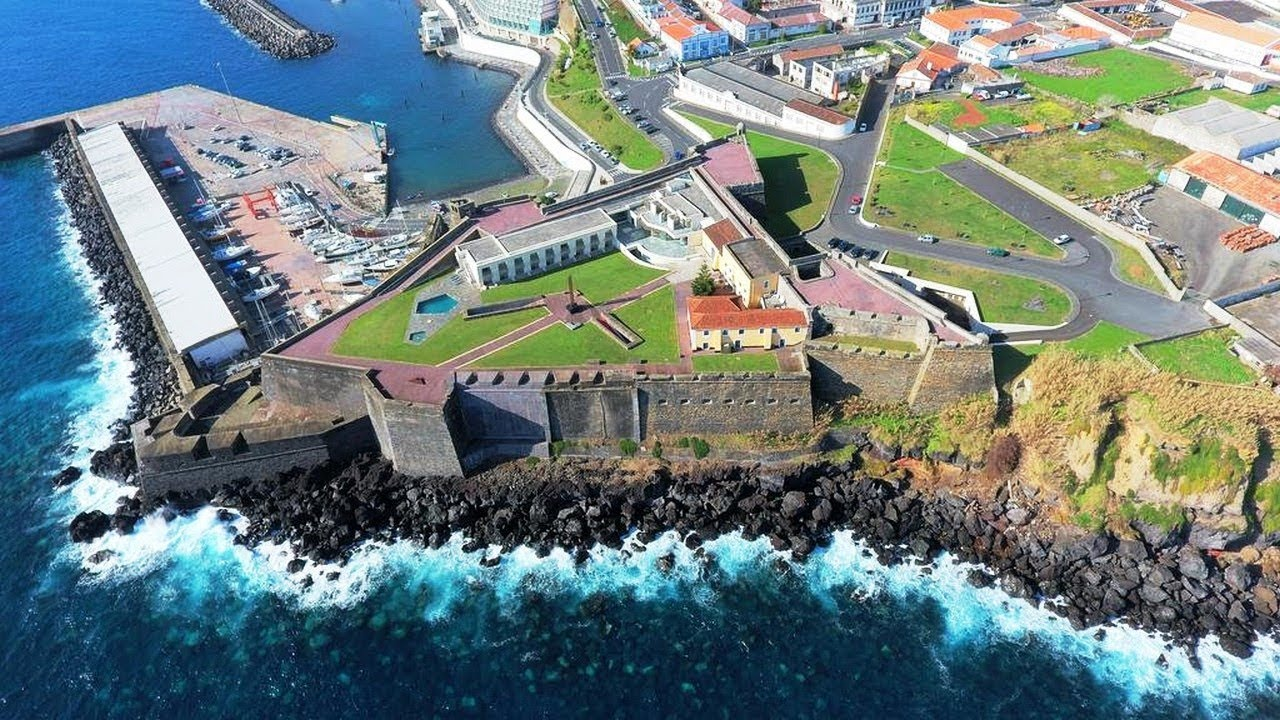 Top10 Recommended Hotels In Angra Do Heroísmo Terceira Azores Portugal