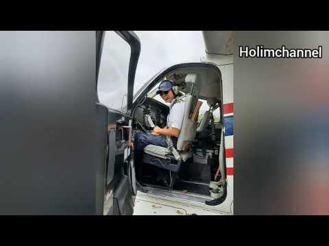 Pilot pesawat MAF jatuh di danau Sentani 2020 - YouTube