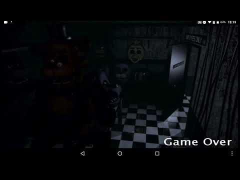 Прохождение игры Five Nights At Freddys проклятый фокси