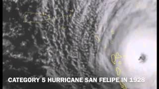 San Felipe Segundo Hurricane In 1928.