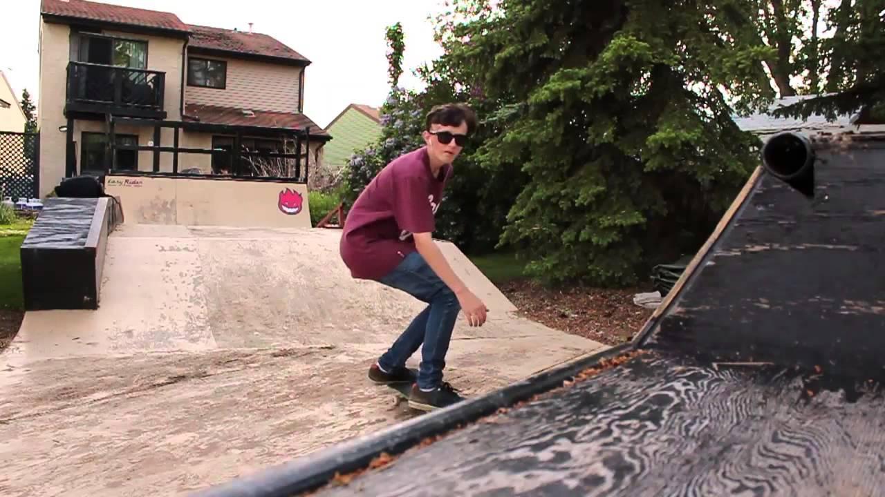 backyard skatepark part 16 shane ou0027neil private backyard