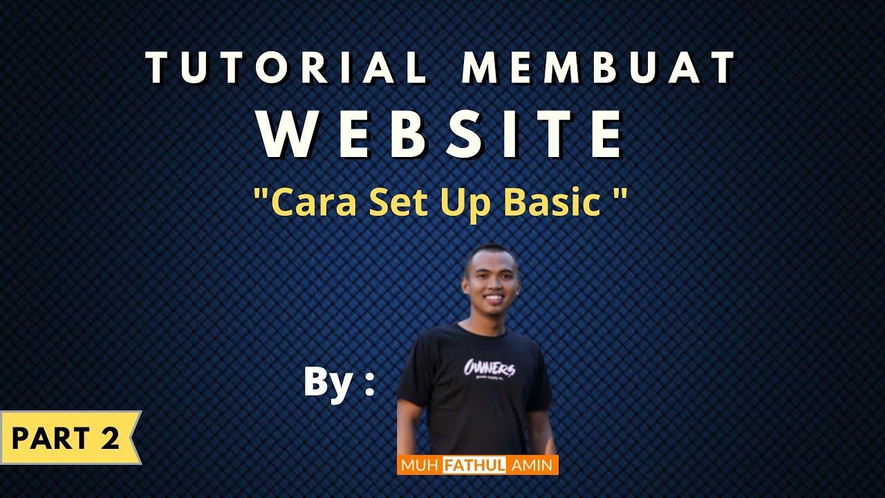 Part 2 Tutorial Membuat Website 2020   Jualan Online ...