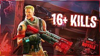 MIJN BESTE POTJE OOIT!! (16+ KILLS) - Fortnite Battle Royale (Nederlands)