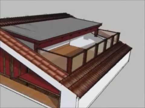 Dise o de terraza em cornella youtube - Disenos de terrazas ...
