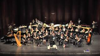 unc wind ensemble firefly by ryan george