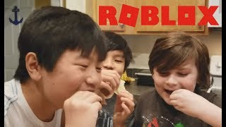 Making Roblox Toy Chocolates with Plastic Vacuum Mold