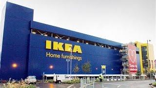Магазин IKEA в США - Есть ли разница?!