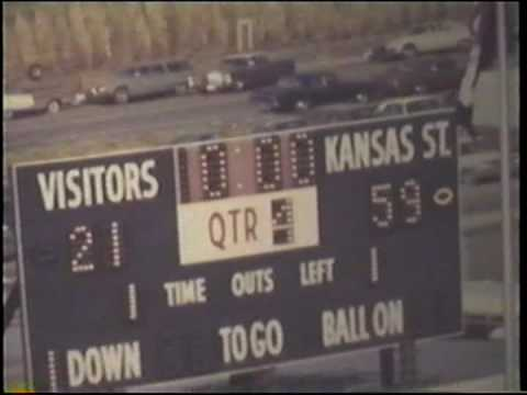 1969 Oklahoma at Kansas State Football Game Part 7 of 7