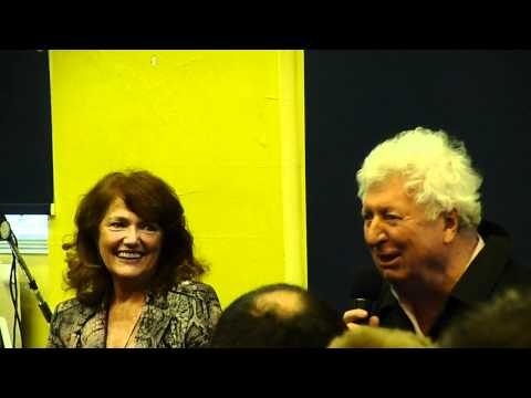 Tom Baker and Louise Jameson at Big Finish Day 2  Part 1