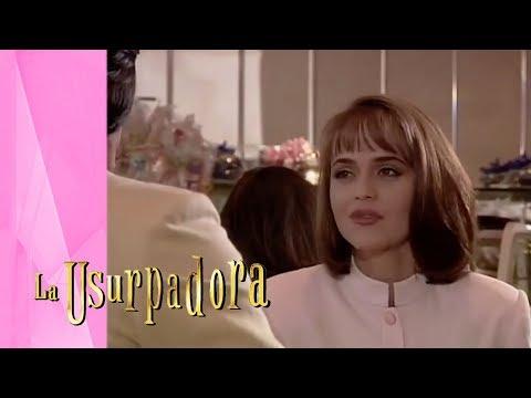 ¡Paulina ya no puede más!   La Usurpadora - Televisa