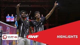 TOYOTA Thailand Open 2019 | Finals MD Highlights | BWF 2019