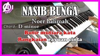 Download lagu NASIB BUNGA - Noer Halimah - Karaoke Dangdut Korg Pa300