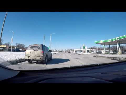 Driving with Scottman895: M-5 WB (Detroit, MI to Commerce Township, MI)
