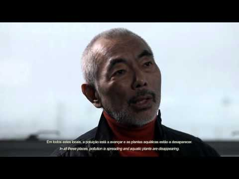 "Entrevista | Interview Takashi Amano on ""Nature Aquarium"""