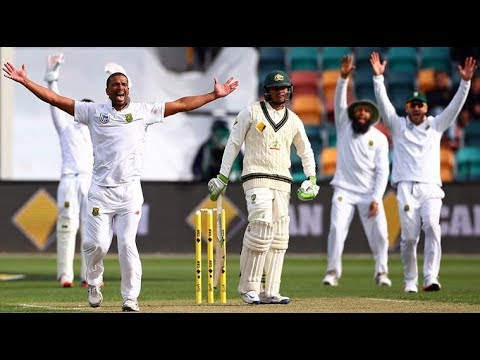 Australia vs South Africa 1st test day 3 full highlights  (gaming series)