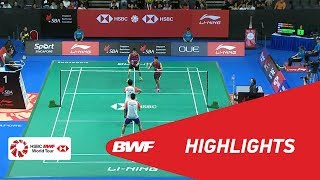 Baixar Singapore Open 2018 | Badminton MD - QF - Highlights | BWF 2018