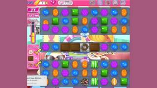 Candy Crush Saga  - Level 1454  -  no boosters