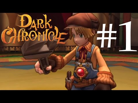 Let's Play... Dark Chronicle (Cloud 2) #1 A NIGHT OF WONDER! (Gameplay / Walkthrough)