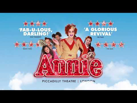 Annie West End Trailer Featuring Craig Revel Horwood