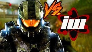 """HALO Vs Call Of Duty  IW Was Making A sci-fi """"Halo killer""""! """"Special Annoucement"""" For COD MW 2019!"""