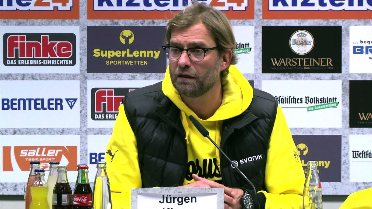"Marco Reus im Krankenhaus! Jürgen Klopp: ""Wahnsinnsszene""   SC Paderborn - Borussia Dortmund 2:2"