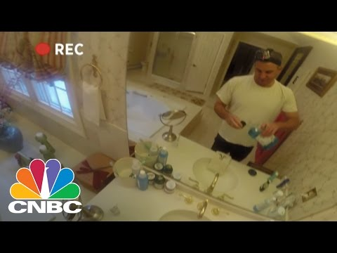 Guy Adami's 'Extreme' GoPro Lifestyle Exposed | CNBC