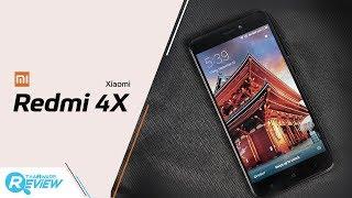 รีวิว Xiaomi Redmi 4X สมาร์ทโฟนราคาประหยัด แบตสุดอึด ใช้งานได้ทั้งวัน