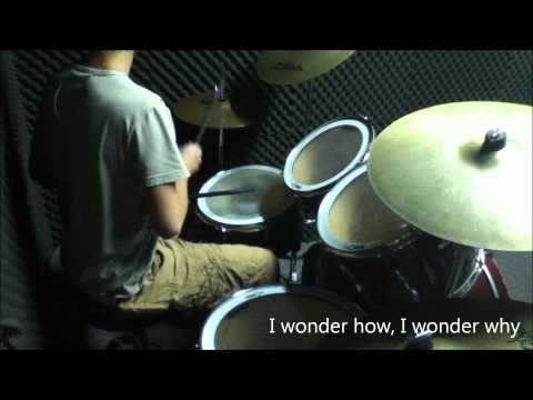 westlife - my love(drum cover by yin).wmv