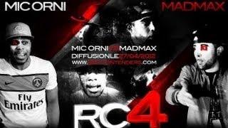 Rap Contenders - Edition - Mic Orni vs Madmax