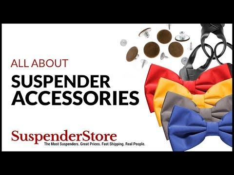 Suspender Accessories