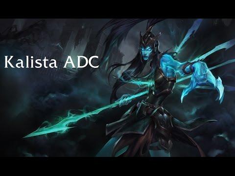 [LoL 125] Kalista Carry AD Fr