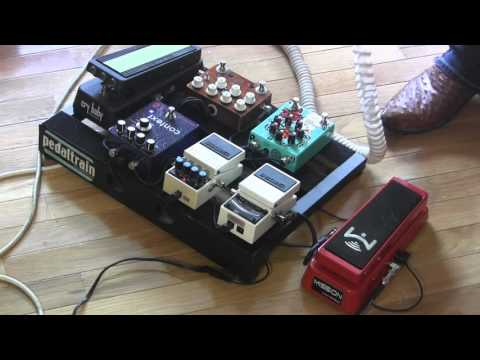 Mission Engineering VM-PRO Active Volume Pedal demo with Tele, Pro Jr,  & Multiple Pedals