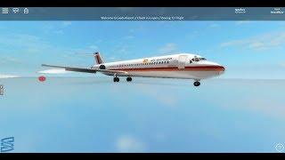 ROBLOX || Air Europa Ltd. || Boeing 717 Tour ||