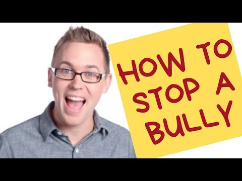 How to Stop a Bully | Brooks Gibbs | Oceanside Adventist Elementary School Chapel