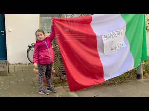 """Bella ciao"" - Bamberg singt für Italien"