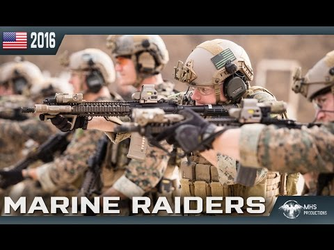 "Marine Raiders | ""Always Faithful, Always Forward"""