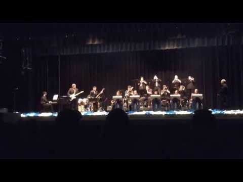 Cisco College Jazz Band April 23, 2015 In the Mood-Glen Miller
