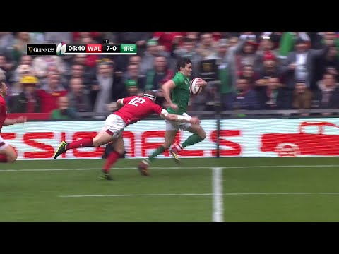Irish Rugby TV: Guinness Six Nations Highlights - Wales v Ireland