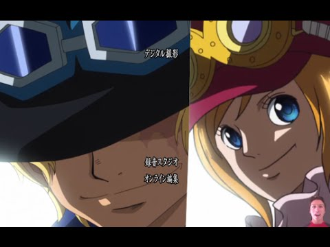 Drunk Review: One Piece Anime Episode 663- Sabo Returns ...