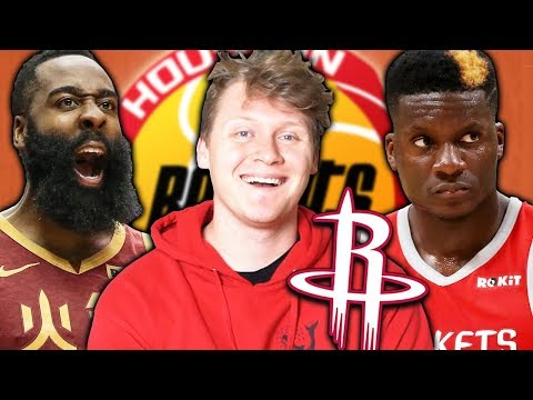 """REBUILDING"" THE HOUSTON ROCKETS! NBA 2K19"