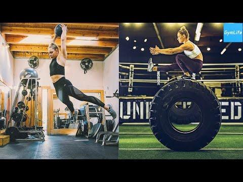 Fitness Workout Motivation Kaisa Keranen 2017 Gymlife