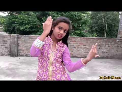 Chand Se Parda Kijiye Dance by Cute Girl Mehak | Dance Cover | Vicky's Life |