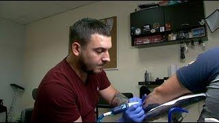 Иван Иванов: Татуировка это искусство!