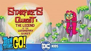 Teen Titans Go! En Español   Starfire's Legendary Quest, el videojuego