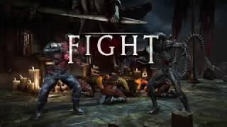 Mortal Kombat 11 KANO AİLEN  Fatality Gameplay